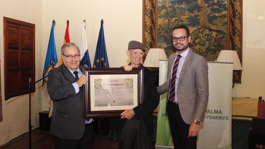 Tomás Barreto (i), Federico Simón y Jordi Pérez, este jueves.