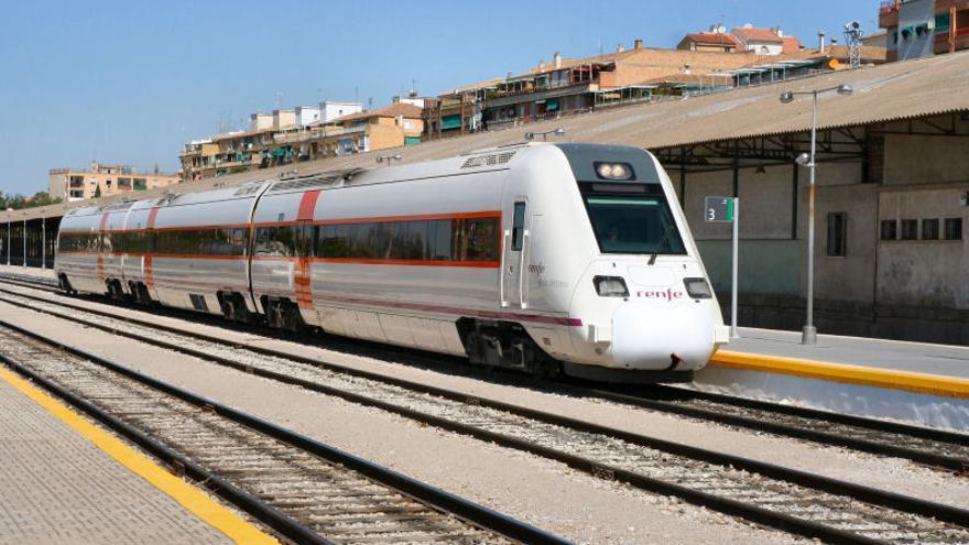 Trenes a Granada