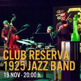 ClubReserva1925JazzBand_275x275-270x270