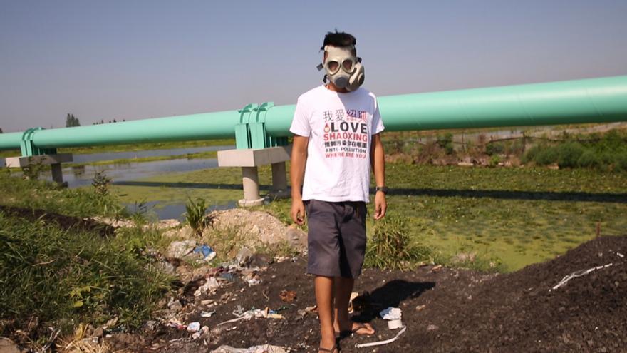 Da Shi, el joven ecologista