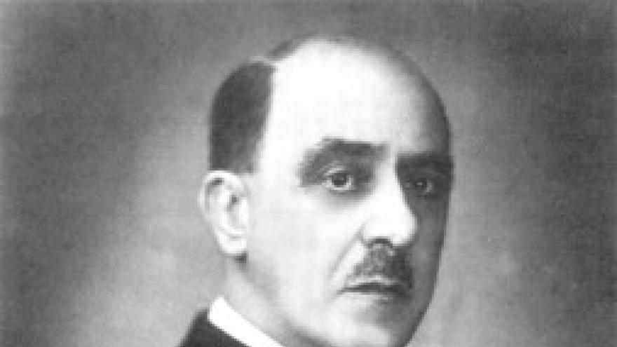Salvador Moreno Fernández, ministro de Marina durante la dictadura franquista