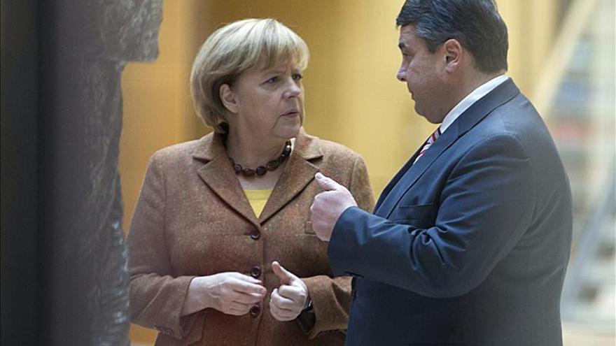 Los derechos de los homosexuales dividen a la futura gran coalición de Merkel