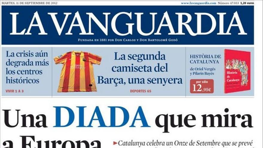 De las portadas del día (11/09/2012) #11