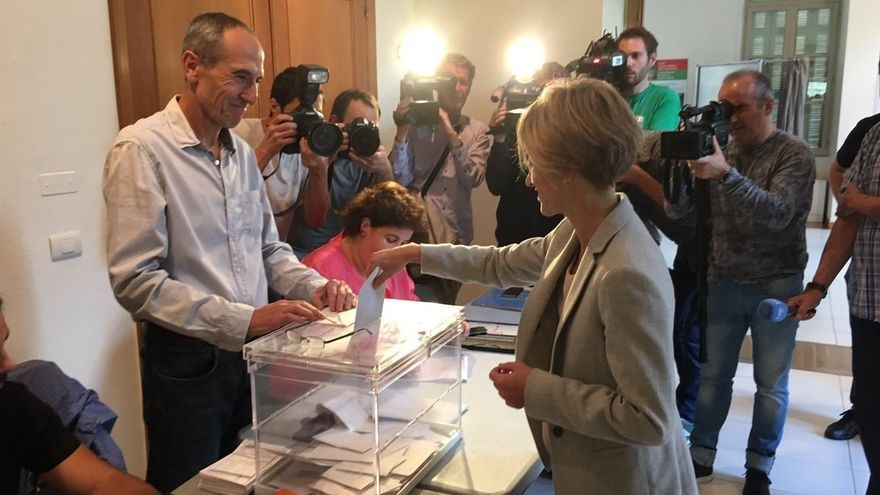 Zabala espera que Elkarrekin Podemos tenga buenos resultados y anima a los vascos a votar la Euskadi que quieren