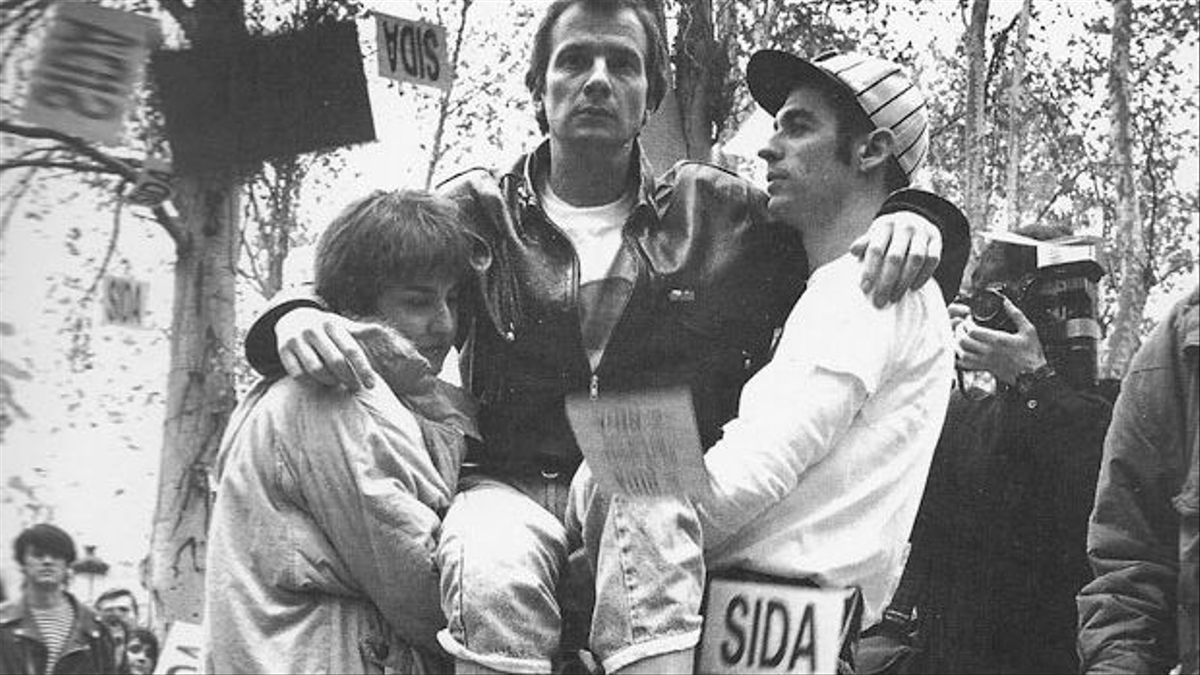 Acción de 'carrying' en 1992.