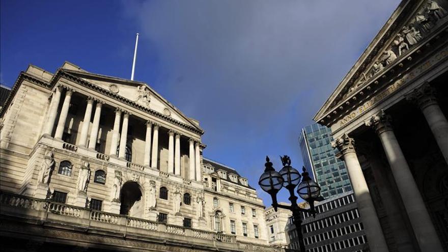 El banco de Inglaterra evalúa la eventual salida británica de la UE