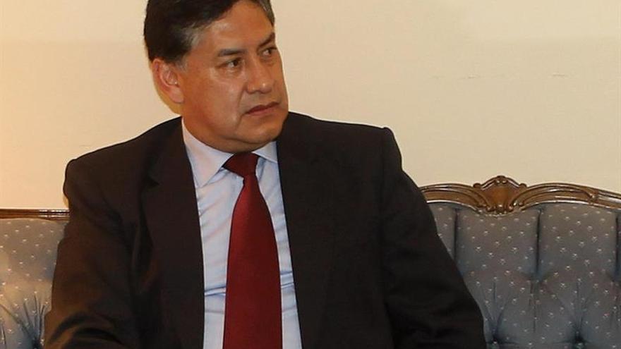"""El nuevo fiscal general de Bolivia promete lucha """"decidida"""" anticorrupción"""