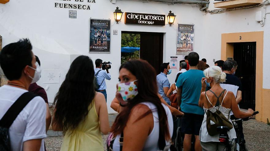 Primer día de cine de verano en el Cine Fuenseca | MADERO CUBERO