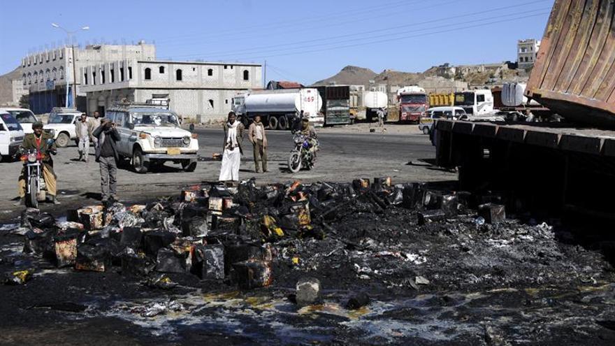 21 Muertos el Yemen en combates entre rebeldes y fuerzas gubernamentales