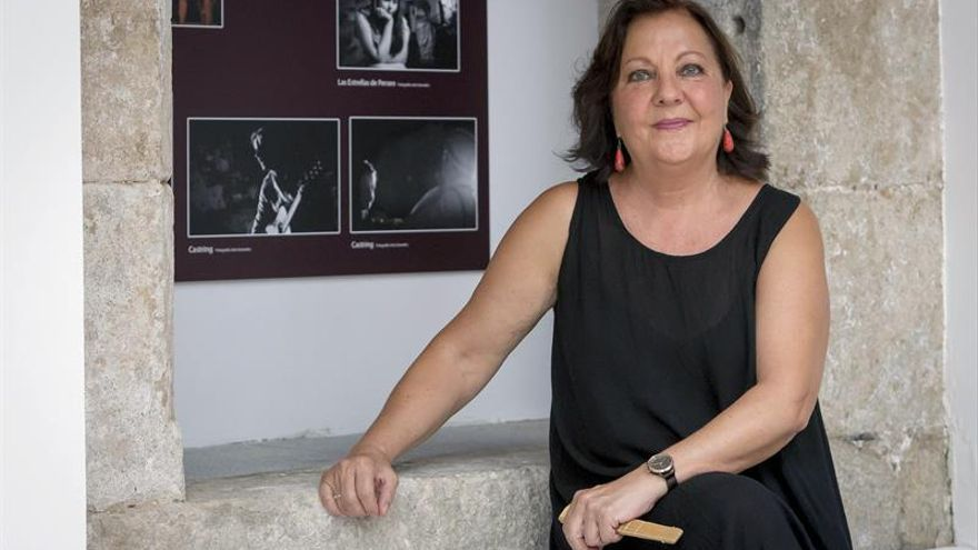 Helvia, el vértigo de Carmen Linares como actriz en el Festival de Mérida