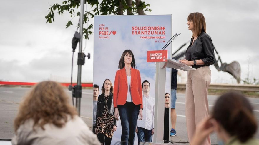 Mendia (PSE-EE) propone aprovechar la crisis para transformar la economía vasca y crear empleos con derechos