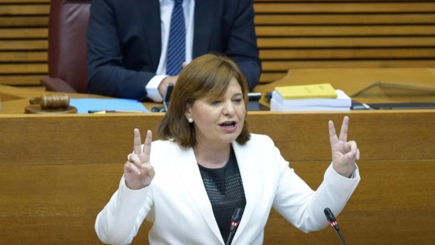 """Bonig advierte sobre la Ley Electoral que el PP no perderá """"ni un minuto"""" en discusiones para """"conservar sillones"""""""