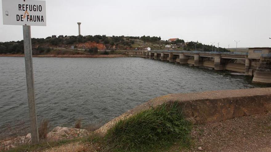 La reserva hidráulica está al 51,4 % de su capacidad