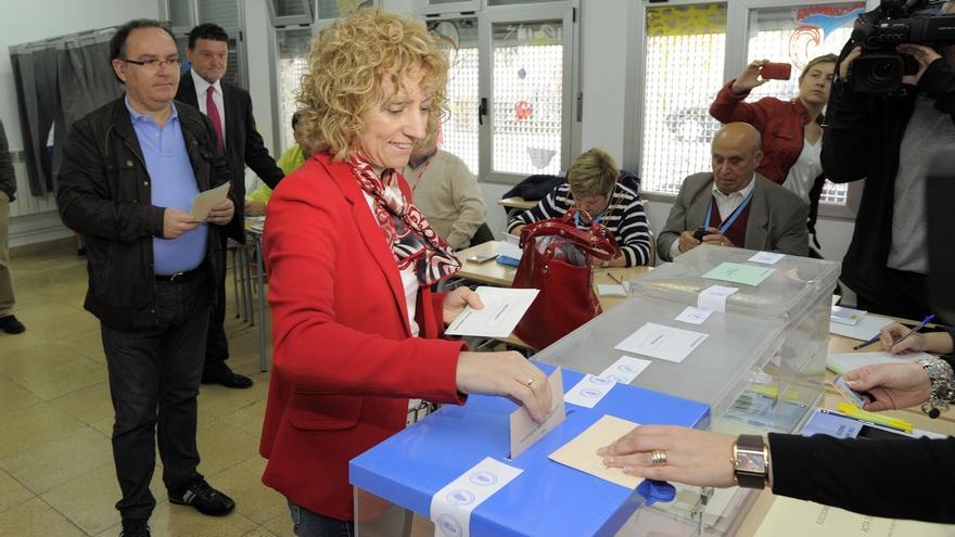 """Díaz Tezanos llama a votar """"masivamente"""" para """"cambiar las cosas"""""""