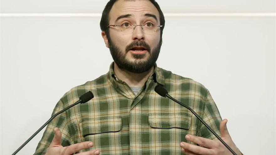 El fiscal denuncia al diputado de la CUP Albert Botran por enaltecimiento del terrorismo