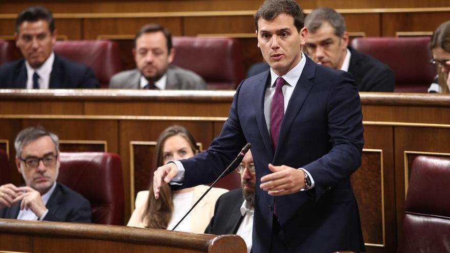 """Rivera afea a Rajoy que le pidiera no """"dar la lata"""" con medidas anticorrupción como las que ahora reclama Bruselas"""