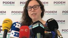 La candidatura de Noelia Bail gana las primarias de Podem para las elecciones catalanas