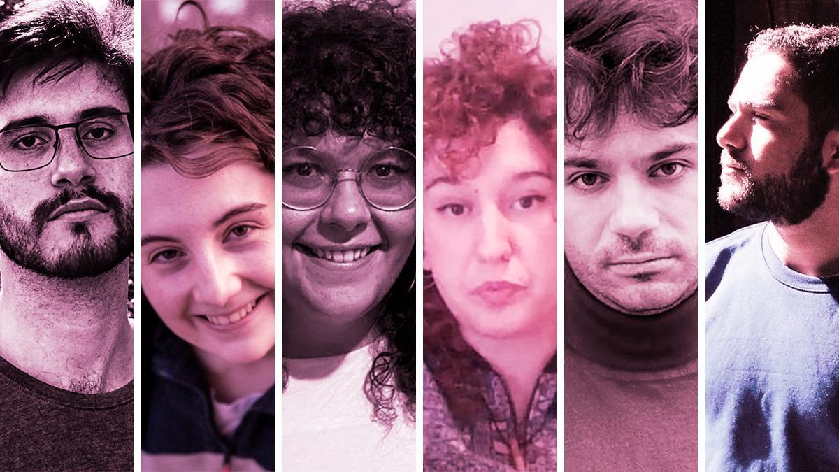 Seis autores para continuar hablando de poesía