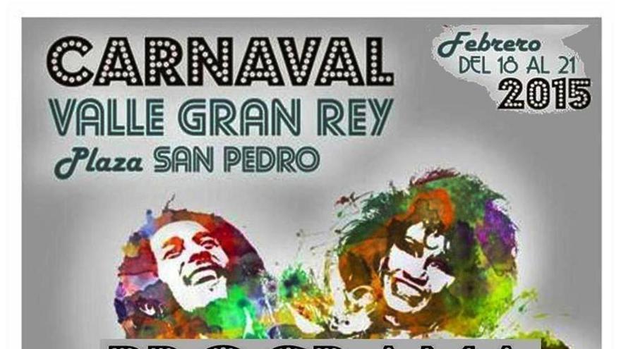 Programa del Carnaval de Valle Gran Rey