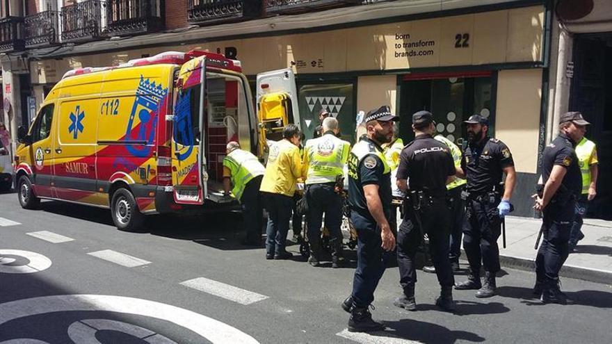 Muere el dueño de un hostal de Madrid apuñalado en una reyerta
