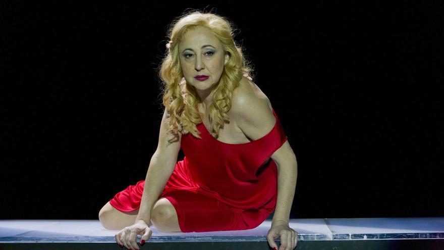 Carmen Machi, protagonista de 'Juicio a una zorra'