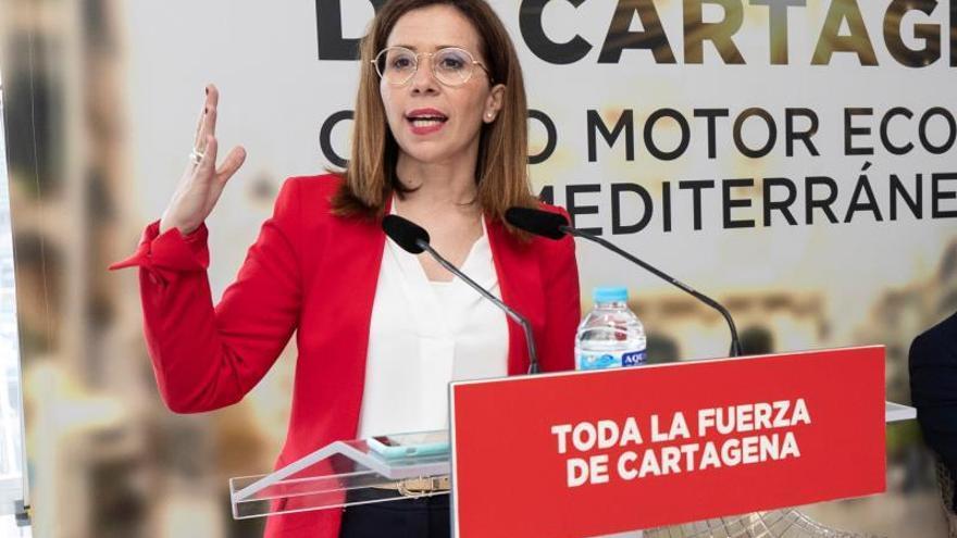 Dos mujeres, una del PP y otra del PSOE, se reparten la alcaldía de Cartagena