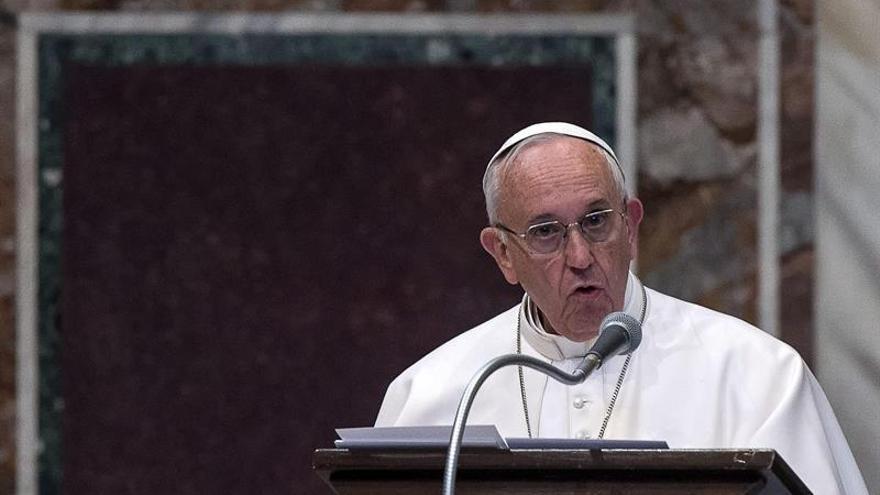 El papa destina la colecta del pabellón de Expo al empleo de los refugiados iraquíes