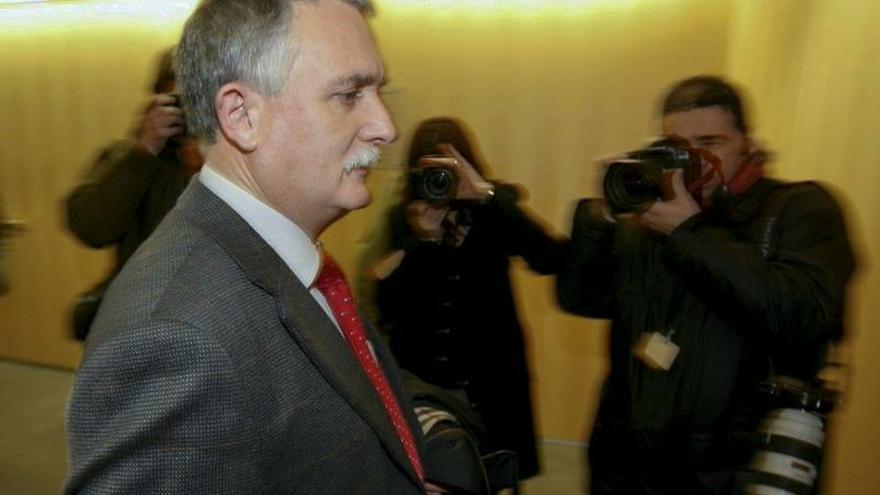 El exsenador del PNV Víctor Bravo
