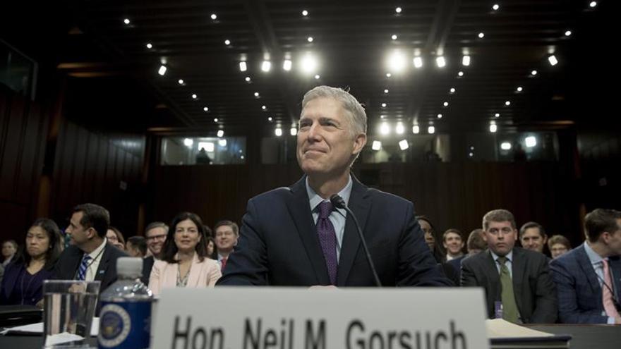 Nominado de Trump a Supremo dice que no hay jueces republicanos ni demócratas