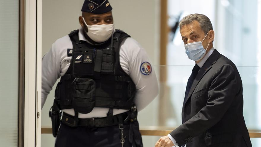 Sarkozy, ante una sentencia clave para su futuro político
