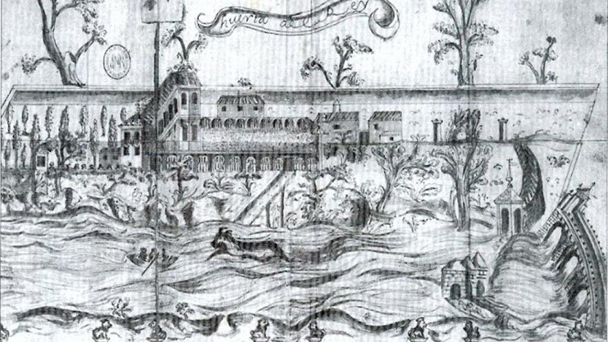 La labor de Jerónimo de Ayanz fue el origen de la máquina de vapor en España