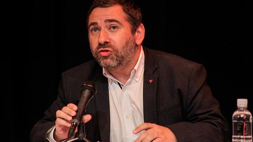 El eurodiputado español Couso pide a la oposición venezolana dialogar con Maduro