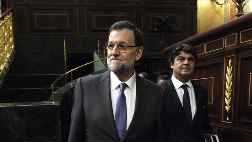 Rajoy dice que su mensaje a los ciudadanos es realista y de moderado optimismo