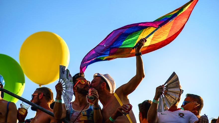 Orgullo Gay 2016 en Madrid (GTRES)
