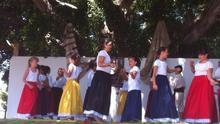 Teatro escolar en Alajeró