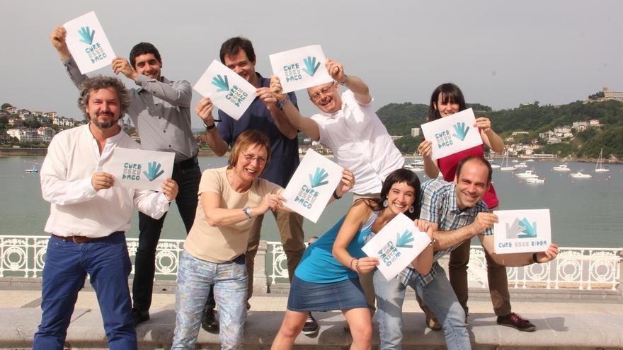 Gobierno municipal de San Sebastián apoya la movilización de Gure Esku Dago de este sábado en la Zurriola