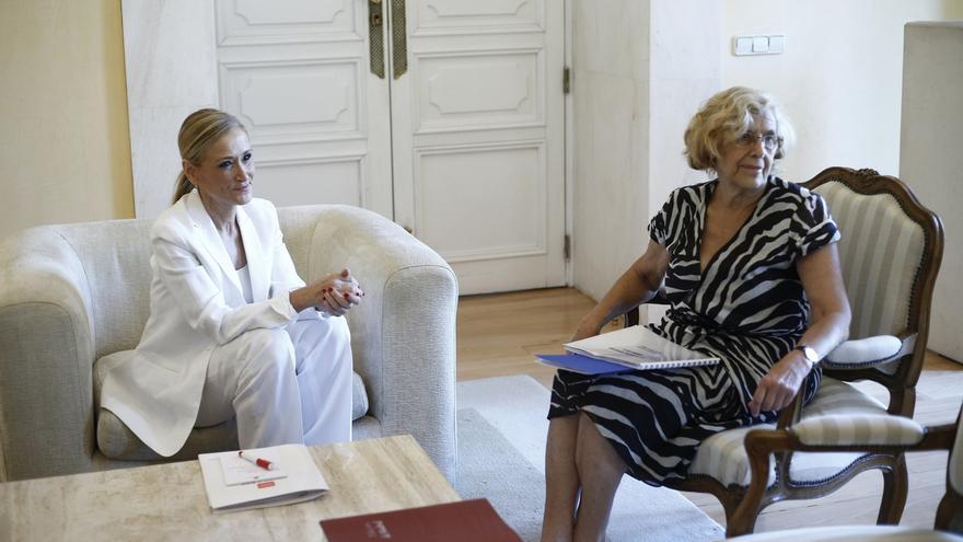 """Cifuentes pide a Carmena que deje de crear """"polémicas estériles"""" como la cesión de locales a okupas"""