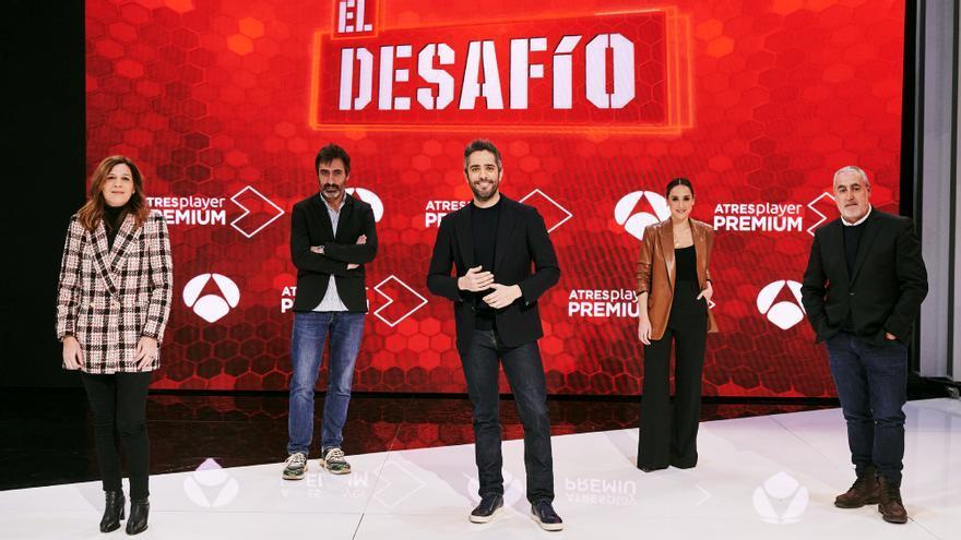 Presentación de 'El Desafío' de Antena 3