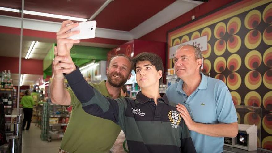 Monago Almendralejo García Bote alcalde