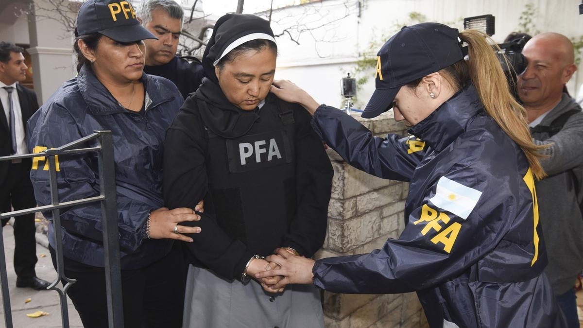La monja japonesa Kumiko Kosaka está acusada por los delitos de abuso sexual agravado, corrupción de menores y partícipe primaria por omisión.