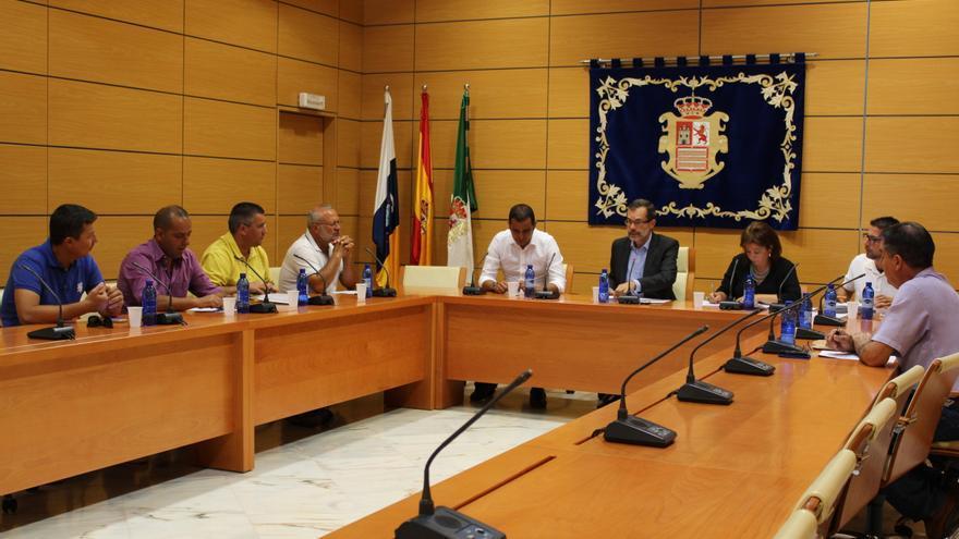 Pleno de constitución de los nuevos miembros del Consorcio de Abastecimiento de Aguas a Fuerteventura (CABILDO DE FUERTEVENTURA)