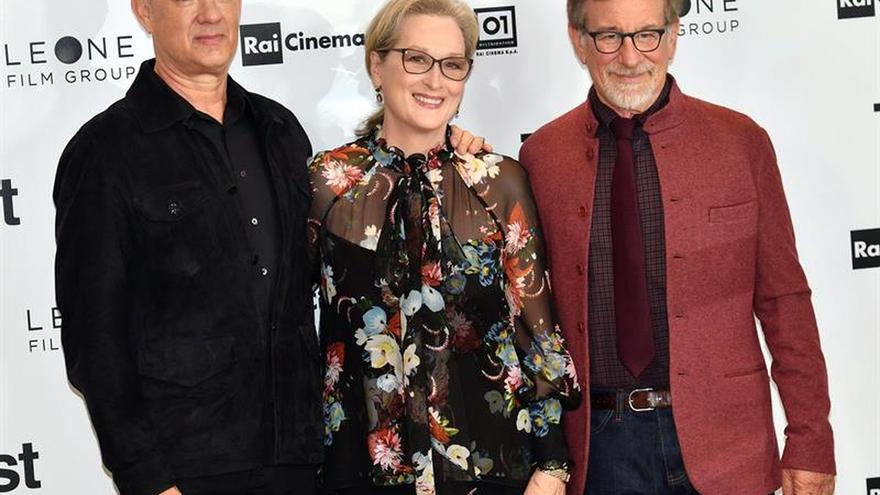 """""""Los Papeles del Pentágono"""" de Spielberg protagonizan la cartelera"""