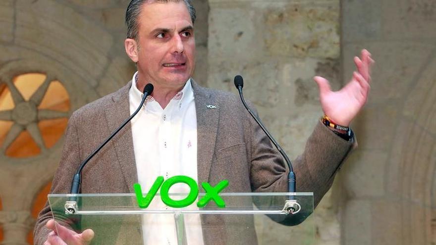 Ortega (Vox) afirma que el pacto de Andalucía se llevará a otras comunidades