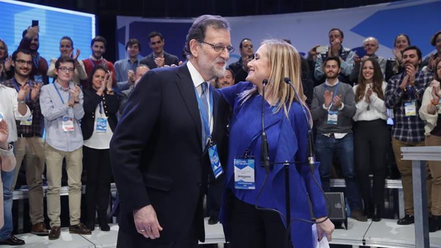 Cifuentes, muy satisfecha por la presencia madrileña en la ejecutiva del PP