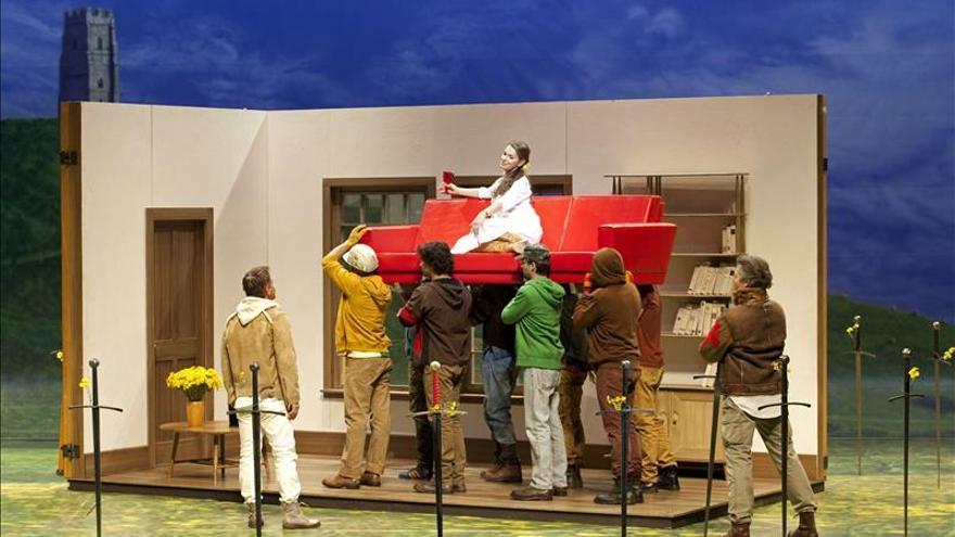"""Alagna, Koch y Hampson triunfan en la Opera de París con """"El Rey Arturo"""""""