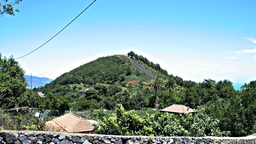 Montaña La Breña, en la imagen, es una Zona de Especial Conservación (ZEC).