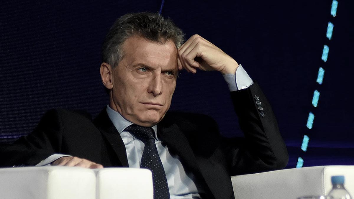 Macri sostiene que es objeto de una persecución con el objeto de desviar la atención de los fracasos del Gobierno