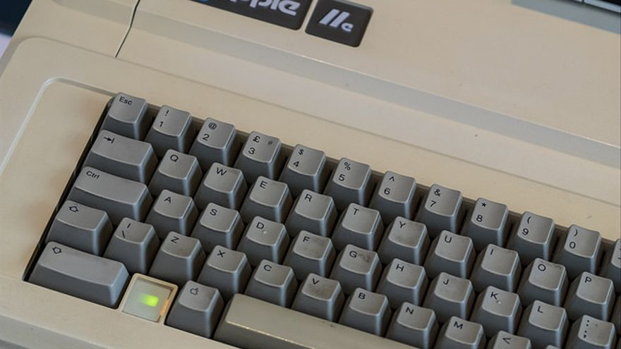 El manual del Apple IIe escondía un divertido secreto en sus páginas
