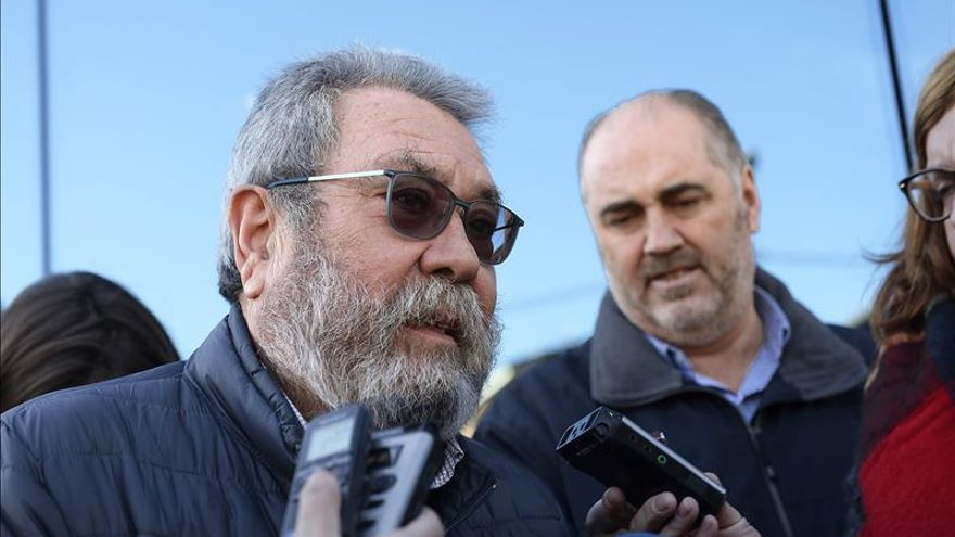"""Candido Méndez aboga por """"un cambio de timón"""", pero con un gobierno """"estable"""""""