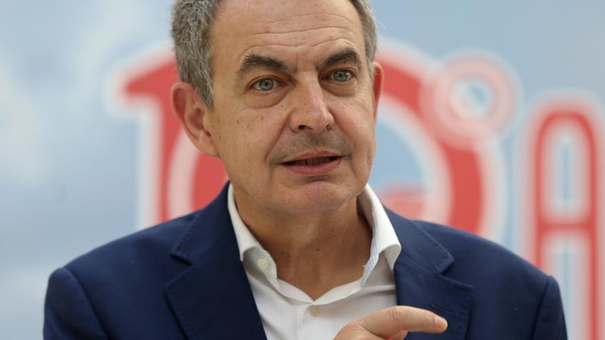 El expresidente del Gobierno de España José Luis Rodríguez Zapatero, fue el receptor de la carta.